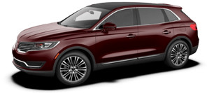 2017 Lincoln MKX For Sale in Long Beach