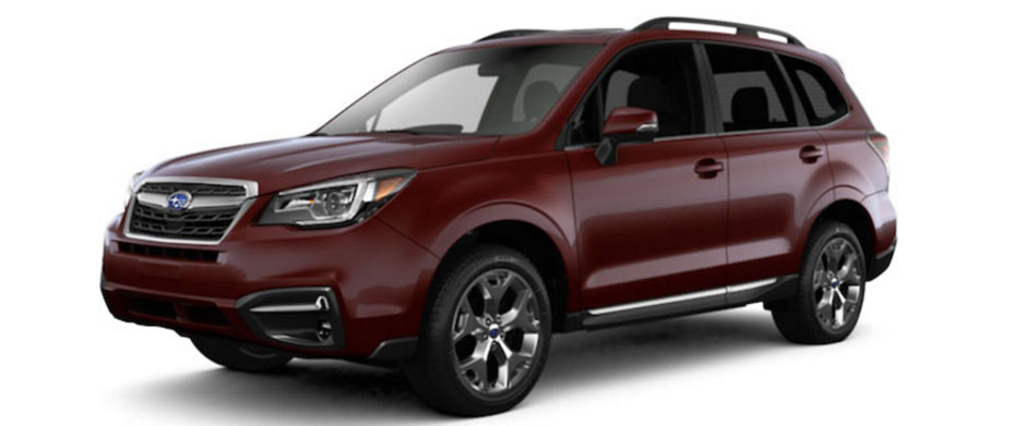 2017 Subaru Forester For Sale in Thousand Oaks