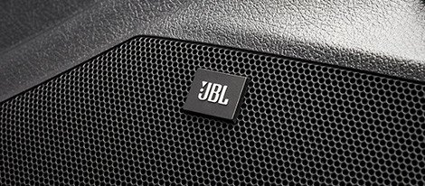 Entune<sup><sup>TM</sup></sup> Premium JBL® Audio