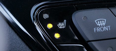 Driver/Passenger Heated Seats
