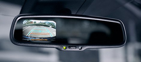 Rearview Backup Camera