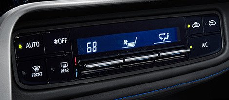 Available Auto Climate Control