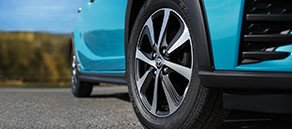 15-In. Alloy Wheels