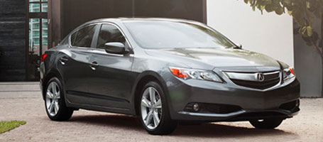2015 Acura ILX performance