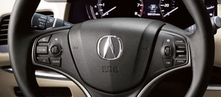 2015 Acura RLX performance