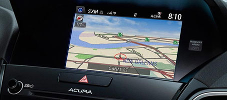Optional Navigation Functionality & Controls
