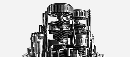8-Speed Dual Clutch Transmission