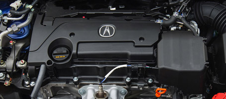 201-hp 2.4L i-VTEC Engine