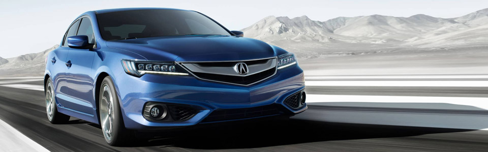 2017 Acura ILX Safety Main Img