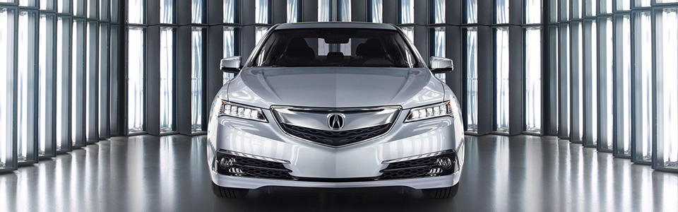 2017 Acura TLX Safety Main Img