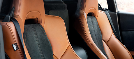 Seat Materials Were Selected For Their Performance