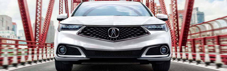 2018 Acura TLX Safety Main Img