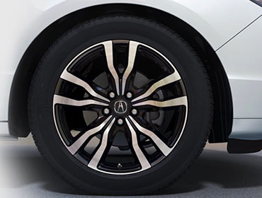20-Inch Alloy Wheels