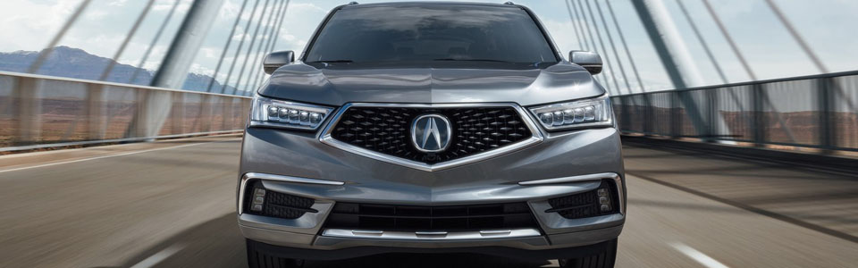 2019 Acura MDX Safety Main Img