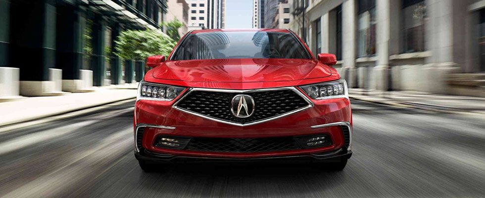 2019 Acura RLX Safety Main Img