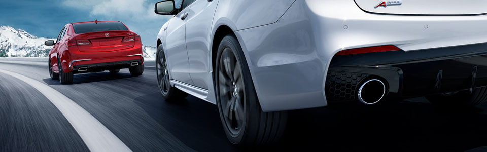2019 Acura TLX Safety Main Img