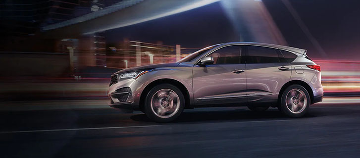 2020 Acura RDX performance