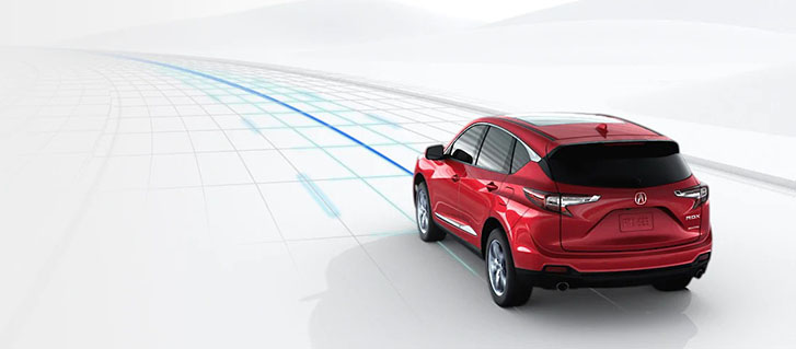 2020 Acura RDX safety