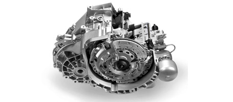 Alfa Twin Clutch Transmission