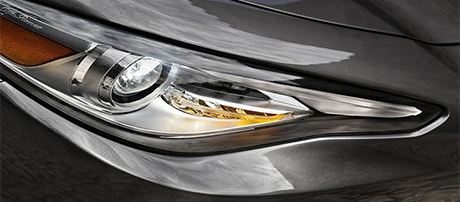 Bi-Xenon Headlamps with Cornering Capabilities