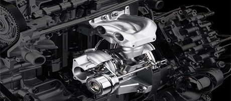 2018 Alfa Romeo 4C Coupe Turbo Charger