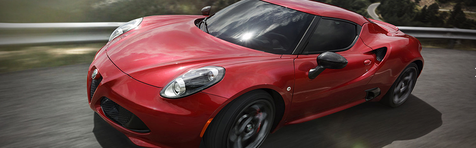 2018 Alfa Romeo 4C Coupe Safety Main Img