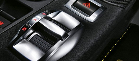 Alfa DNA Drive Mode Selector System