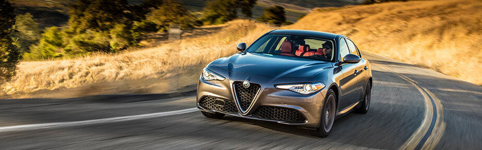 2018 Alfa Romeo Giulia Safety Main Img