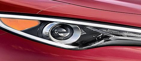 Bi-Xenon Headlamps