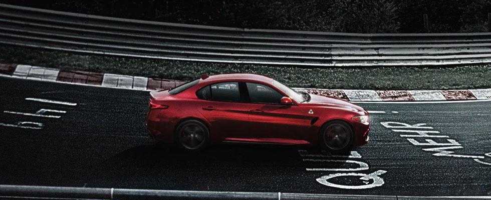 Alfa Romeo Giulia Quadrifoglio In Spring Harris County 2019 Alfa