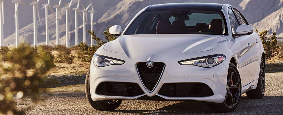 2019 Alfa Romeo Giulia Safety Main Img
