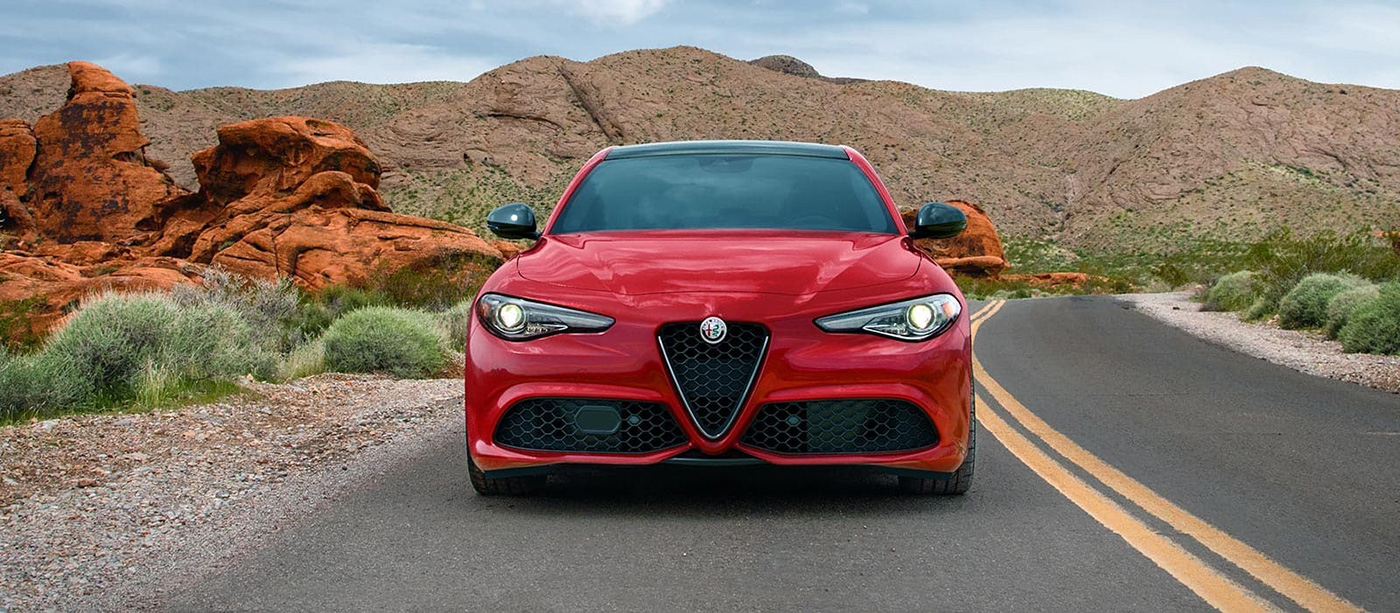 2021 Alfa Romeo Giulia Safety Main Img