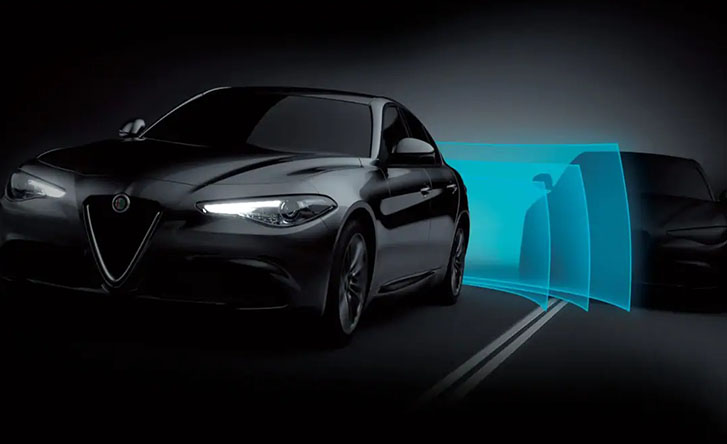 2021 Alfa Romeo Giulia safety