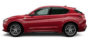 2021 Alfa Romeo Stelvio Quadrifoglio