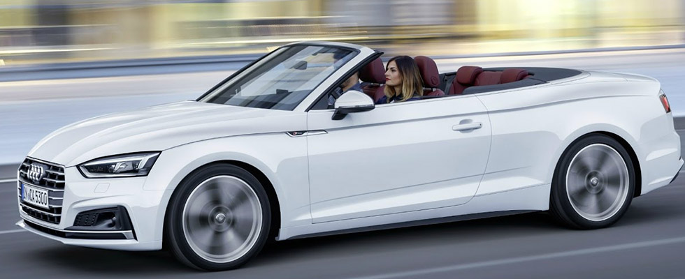 Audi A5 Sport Cabriolet APPEARANCE
