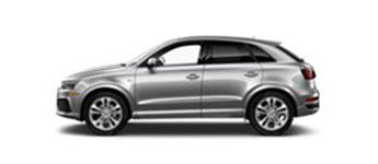 2017 Audi Q3 Crossover
