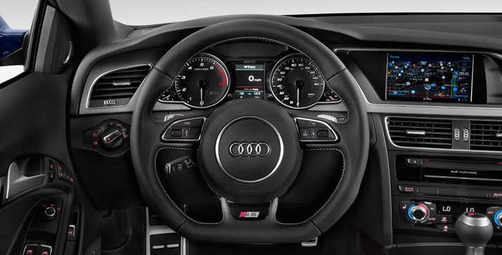2017 Audi S5 Coupe appearance