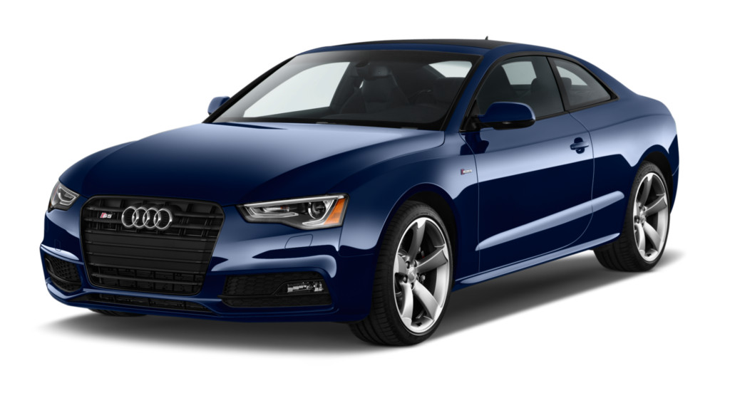 2017 Audi S5 Coupe exterior