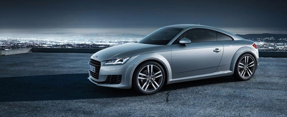 Audi TT Coupe APPEARANCE