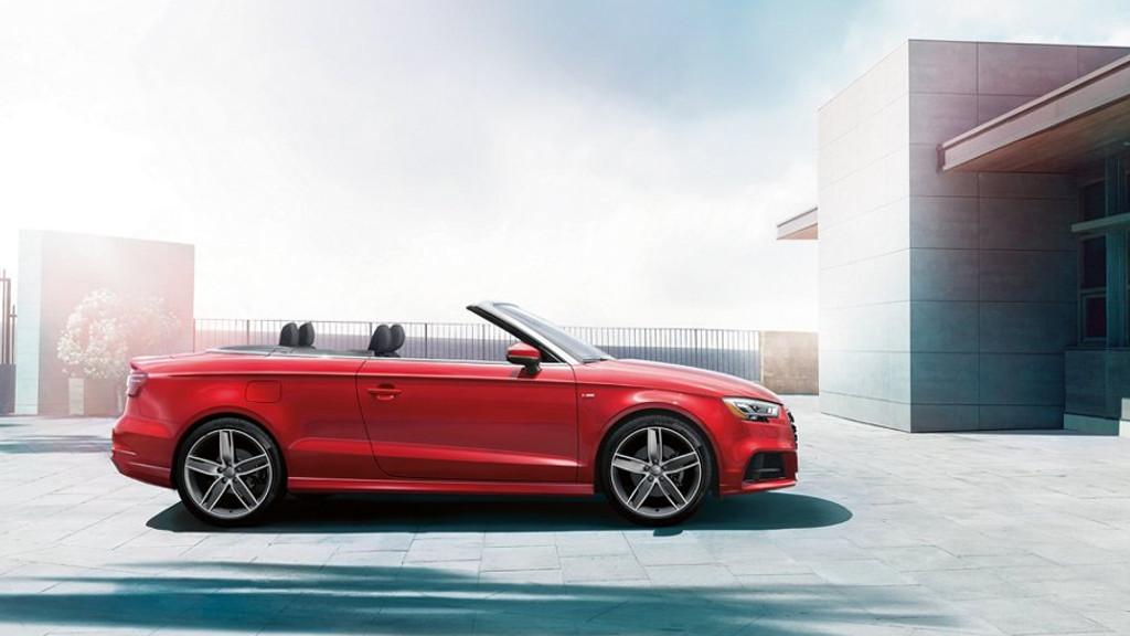 Audi A3 Cabriolet in Riverside | Riverside County 2018 Audi A3 Cabriolet Dealer | Audi ...