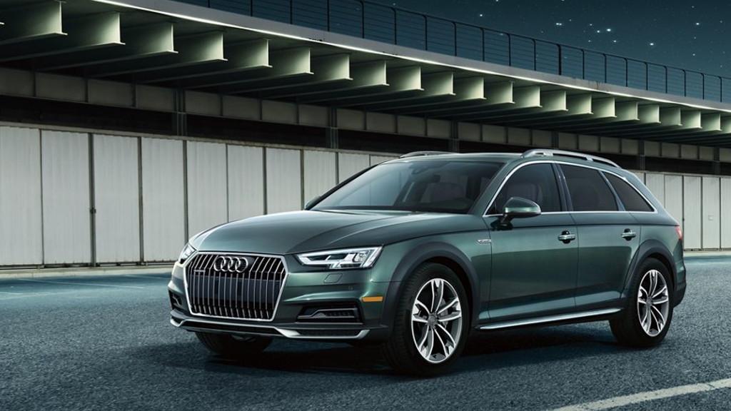 Audi A4 Allroad In Elk Grove Sacramento County 2018 Audi