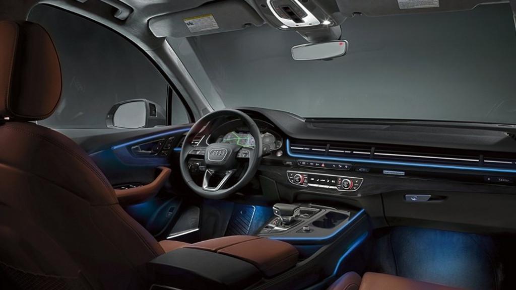 Audi Q7 In Elk Grove Sacramento County 2018 Audi Q7