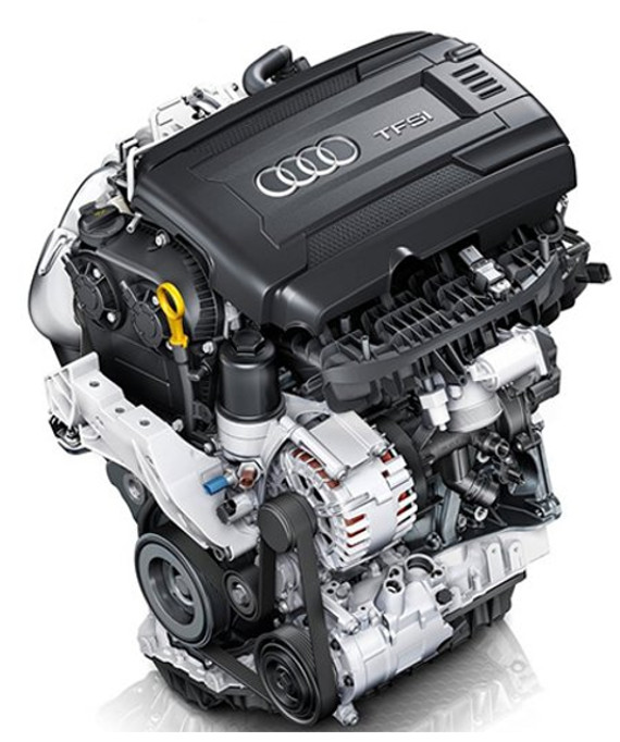 2018 TT Coupe Engine