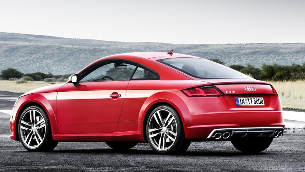 Audi Tts Coupe In Ontario San Bernardino County 2018