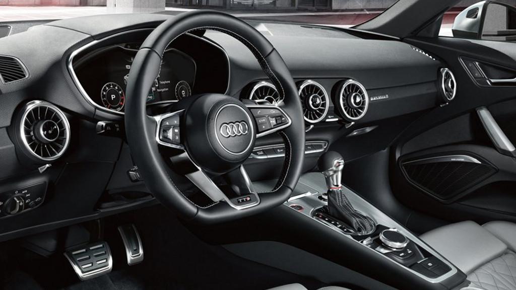 Audi Tts Coupe In Elk Grove Sacramento County 2018 Audi