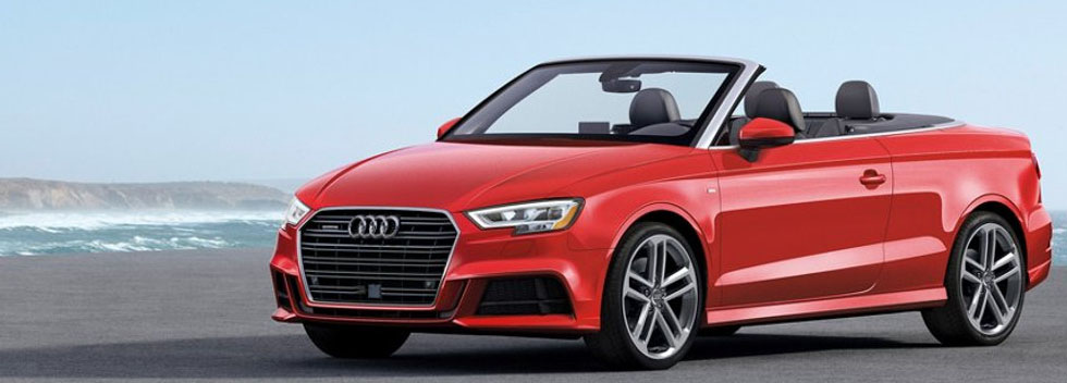 Audi A3 Cabriolet APPEARANCE