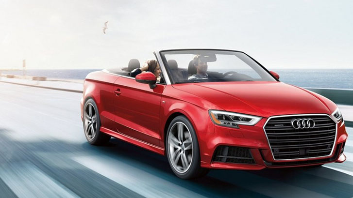 2018 Audi A3 Cabriolet appearance