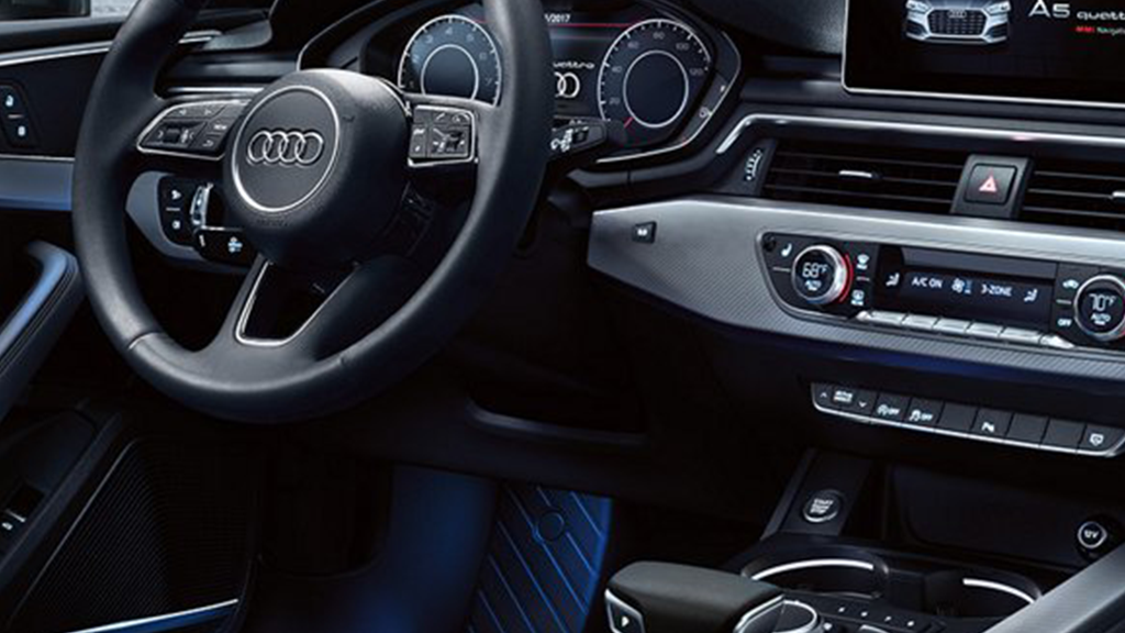 2018 Audi A5 Coupe interior