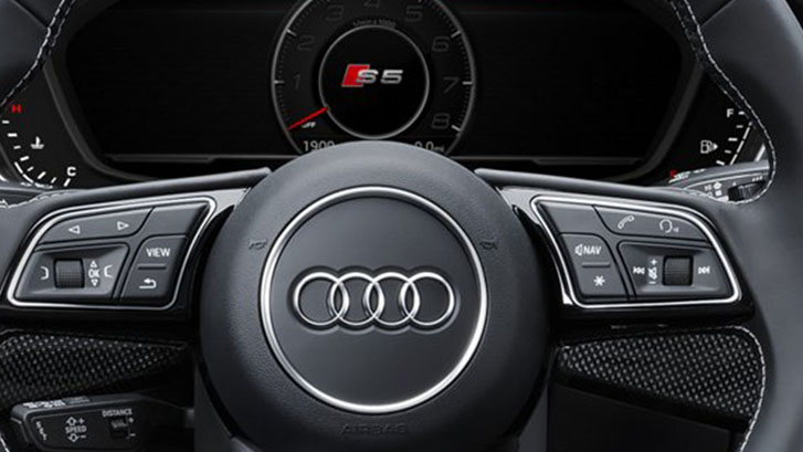 2018 Audi S5 Coupe appearance