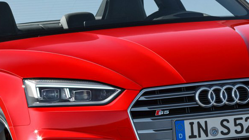 2018 Audi S5 Coupe exterior